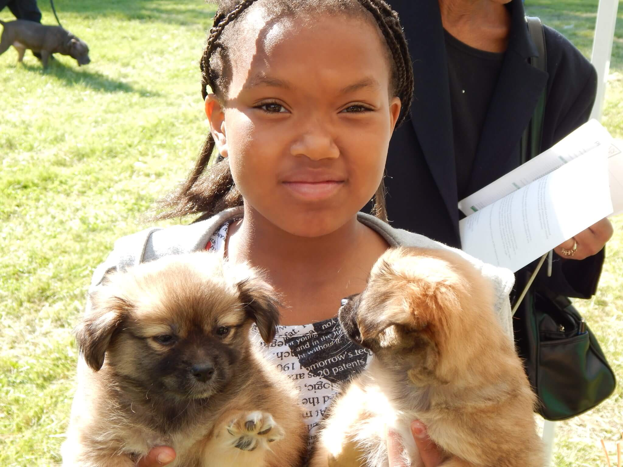 Protect-A-Pet vaccine clinics are one of the ways we reach out to the community to help keep families together.