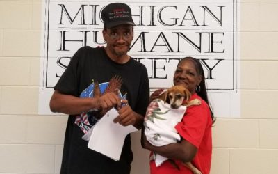 Veterans Adopting Two Dozen Free Pets a Month