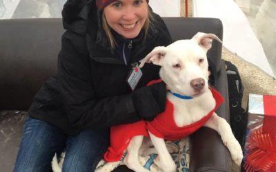 MHS Volunteer Spotlight: Brittany Baker