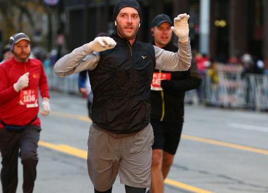 Michigan Humane's Peter Van Dyke Running Freep Marathon to Support Homeless Animals