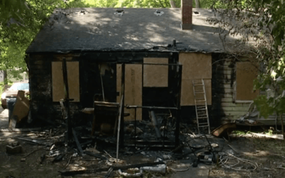 Dog Dies in Michigan House Fire Possibly Started by Fireworks