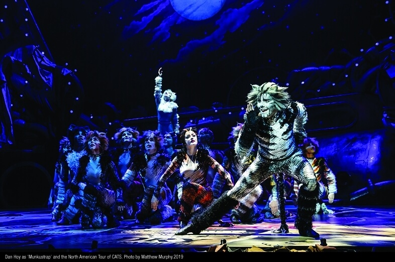 Win Tickets to See CATS Live at the Fisher Theatre