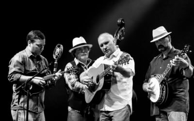 Bluegrass Band River Boy Presents: A Dog's Dream – Animal Shelter Fundraising Tour