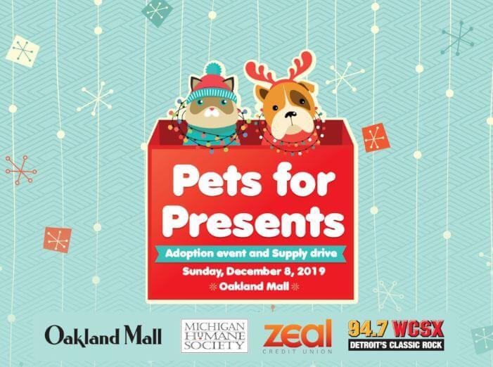 Adopt a Pet at Oakland Mall