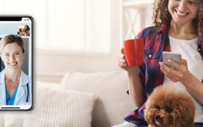 MHS Telemedicine Delivers Vet Care to Your Home