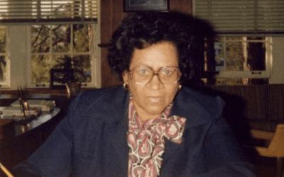 Black History Month in Animal Welfare – Alfreda Johnson Webb