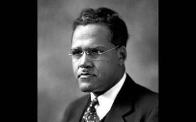 Black History Month in Animal Welfare – Frederick Douglass Patterson