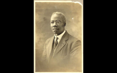 Black History Month in Animal Welfare – Dr. Augustus Nathaniel Lushington